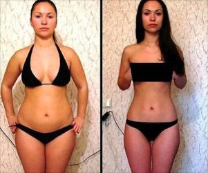 Полина, 27 лет, фото до и после похудения