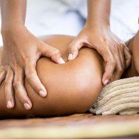 Анитцеллюлитный массаж