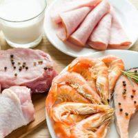 Белковая диета на неделю минус 6 кг за 7 дней