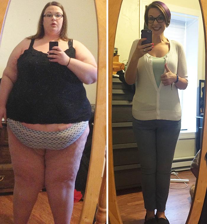 Диета истории похудения