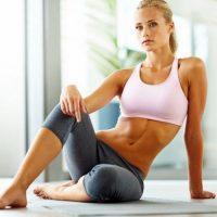 Фитнес для похудения, занятия дома для девушек и эффективные тренировки для женщин