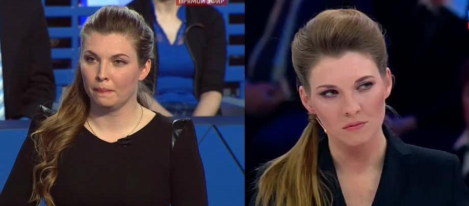 Ольга Скобеева до и после похудения