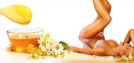Похудение с применением мёда и его основные принципы