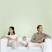 После рождения ребенка разлюбила мужа