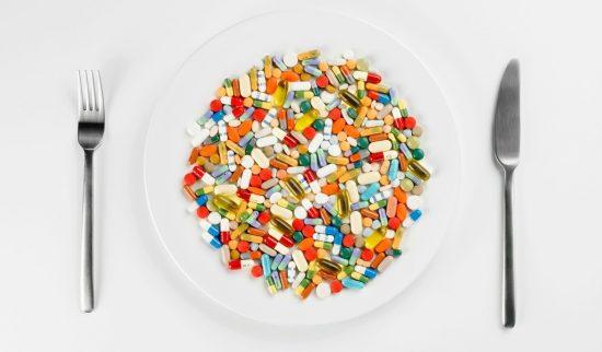 Виды таблеток для похудения