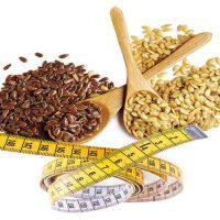 Сброс веса с помощью семян льна