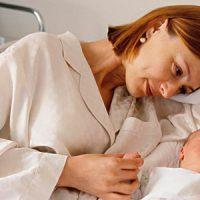 Сколько лежат в роддоме после рождения ребенка