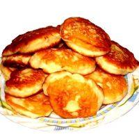 Сырники для кормящей мамы