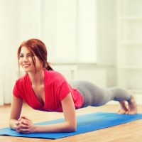 Упражнение планка противопоказания