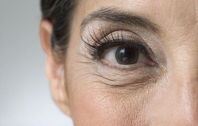 Маска вокруг глаз от морщин в домашних условиях от 30 до35 лет