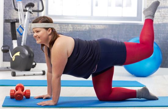 Как убрать живот с помощью физических упражнений