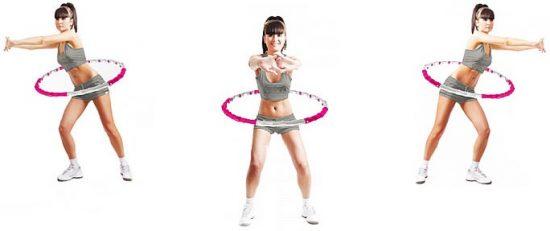 Наиболее эффективные упражнения