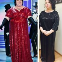 Ольга картункова о похудении – результаты до и после