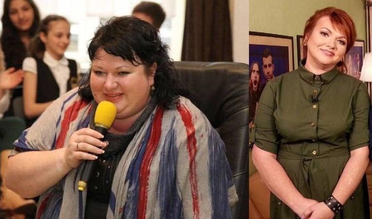 Фото Ольги Картунковой После Похудения 2016. Похудение Ольги Картунковой – доказательство упорства и силы воли